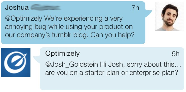 Optimizely Freemium & Enterprise Plans Support