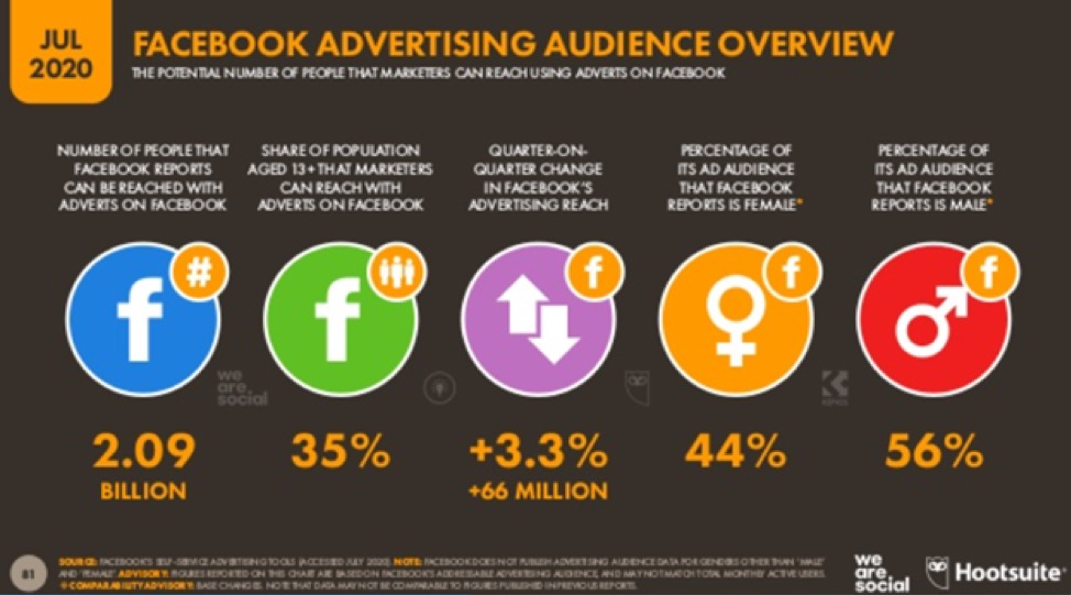 Optimize Facebook ads audience overview
